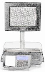 bobines rouleaux thermiques etiquettes pour balance Avery Berkel IM300
