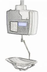 bobines rouleaux thermiques etiquettes pour balance Avery Berkel IM500