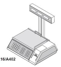 bobines rouleaux thermiques etiquettes pour balance Avery Berkel CX 16
