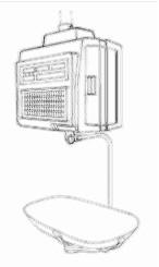 bobines rouleaux thermiques etiquettes pour balance Avery Berkel C34