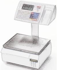 bobines rouleaux thermiques etiquettes pour balance Avery Berkel GM 400