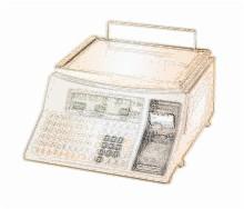 bobines rouleaux thermiques etiquettes pour balance Bizerba BS H100