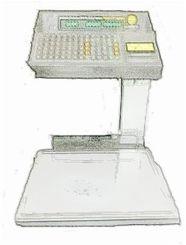 bobines rouleaux thermiques pour balance Bizerba CD 8800