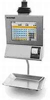 bobines rouleaux thermiques etiquettes pour balance Bizerba CE II 400 S