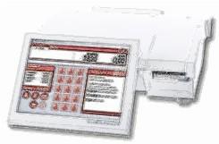 bobines rouleaux thermiques etiquettes pour balance Bizerba KH 100 B