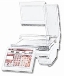 bobines rouleaux thermiques etiquettes pour balance Bizerba KH 200 2S