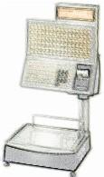 bobines rouleaux thermiques etiquettes pour balance Bizerba SC 500