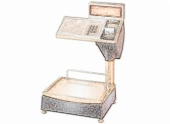bobines rouleaux thermiques etiquettes pour balance Bizerba SC H OD 800