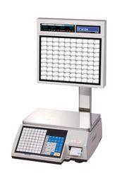 bobines rouleaux thermiques etiquettes pour balance CAS CL5000 S