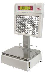 bobines adhésives et étiquettes thermiques pour balance Dibal K-280