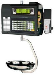 bobines rouleaux thermiques et étiquettes pour balance Dibal L-560 H