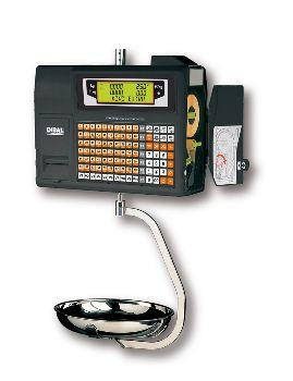 bobines rouleaux thermiques et étiquettes pour balance Dibal L-860