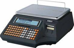 bobines rouleaux thermiques et étiquettes pour balance Dibal L-864