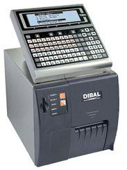 Rouleaux d'étiquettes thermiques pour groupe d'étiquetage Dibal LP 3000