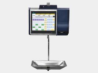étiquettes thermiques et bobines pour balance Digi RM-5800 suspendue