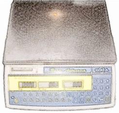 bobines rouleaux thermiques pour balance Dina Basic Autonoma 20