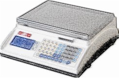 bobines rouleaux thermiques etiquettes pour balance Exa Easy Market