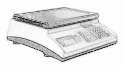 bobines rouleaux thermiques etiquettes pour balance Exa Ecoprint