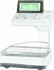 bobines rouleaux thermiques etiquettes pour balance Exa Euroscale X3000