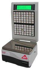rouleaux etiquettes thermique pour balance Exa Euroscale X3300