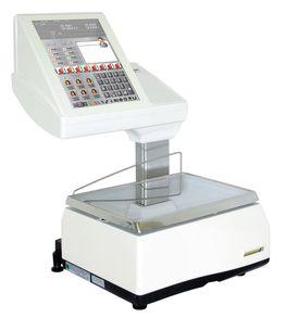 bobines rouleaux thermiques etiquettes pour balance Exa K-scale 20RL