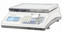 bobines rouleaux thermiques etiquettes pour balance Exa Mars 10 V4 CIT