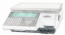 bobines rouleaux thermiques etiquettes pour balance Exa Mercure 100