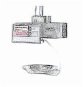 bobines rouleaux thermiques etiquettes pour balance Ishida Uni-7 suspendue