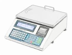 bobines rouleaux thermiques etiquettes pour balance Master Mac 120 BX