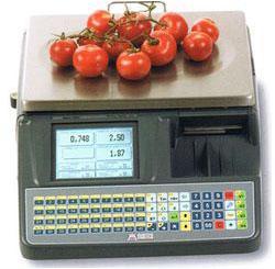 bobines rouleaux thermiques etiquettes pour balance Master MACH 8100