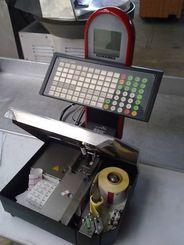 bobines rouleaux thermiques etiquettes pour balance Mettler Toledo LP 6S H