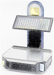 bobines rouleaux thermiques etiquettes pour balance Mettler Toledo MIRAae