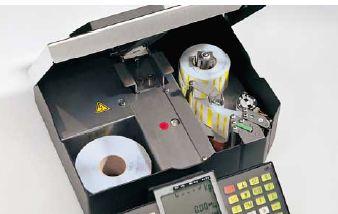 bobines rouleaux thermiques etiquettes pour balance Mettler Toledo MIRa M-EBCT