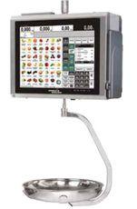 bobines étiquettes thermiques pour balance Precia Molen PC CS 1100 suspendue