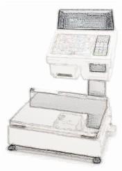 bobines rouleaux thermiques pour balance Tec SL 9000 FFD
