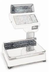 bobines rouleaux thermiques pour balance Tec SL 9000 FFR