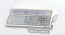 bobines rouleaux thermiques pour balance de commerce Testut B317