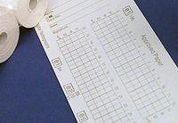 bobine ou rouleau tachygraphe / chronotachygraphe