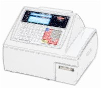 bobines rouleaux thermiques etiquettes pour imprimante Avery Berkel M602/M603