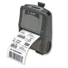 bobine ou rouleau papier thermique pour imprimante QL420 ou RW220