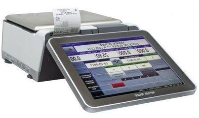rouleaux étiquettes thermiques pour combiné Mettler Toledo 830